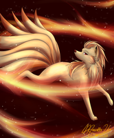 Firespin by MaeMusicMelody
