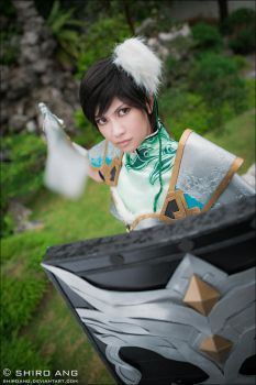 Dynasty Warriors 7 - 02 by shiroang