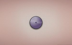Wallpaper - Nagato's Rinnegan Logo by Kalangozilla