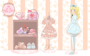 Lolita Boutique by sheryu