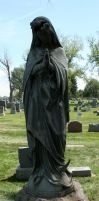 Mount Olivet Cemetery Mary 181 by Falln-Stock