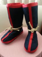 Goku Boots by worldcollider