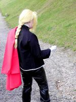 FMA: Edward Elric by MorganaBlackwings
