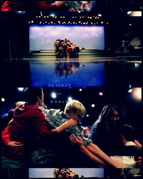 Tonight, we are young -- GLEE by JasWoosh
