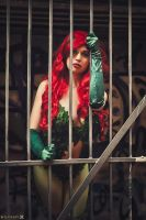 Behind Bars - Poison Ivy by EveilleCosplay