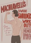 Machiavelli's 3-week Shoulder Workout by 0torno