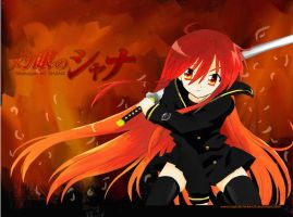 Shakugan No Shana by trOpicaLchicKen29