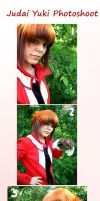 Judai Yuki Photoshoot by SakiRee