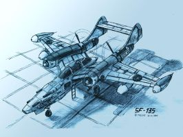 SF-135 by TheXHS