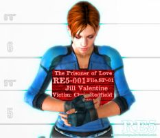 The Prisoner of Love (Special) - Jill Valentine by MayaRokuaya