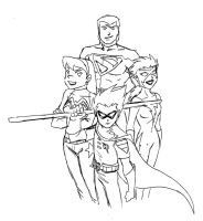 young justice by jondalar137