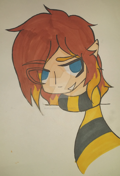 Hufflepuff by lyla-air1999