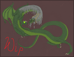 GreenDragon-WIP by Vongrell