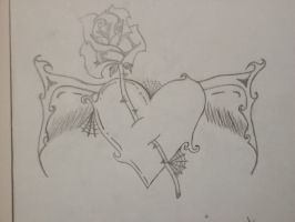 The design for my first tattoo by SetMyWingsOnFire