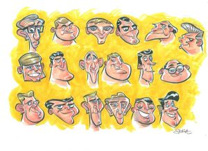 head shapes by stephensilver