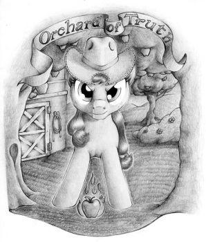 Orchard of Truth (1/3) by HardRockLlama