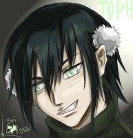 The Toph Smile by NiveusFox