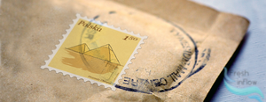 Post stamps: 7 Wonders of the World by Mike91pl
