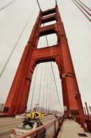 Golden Gate Bridge IV by esee