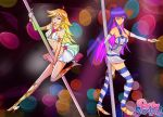 Panty and Stocking Colab by MADG3ni0us