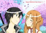 Kirito and Asuna :3 by NLmeisje