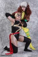 Ms Marvel: What are you doing? by EccentricCasey