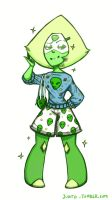 Fashionable Peri-Dorito by JuditG