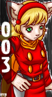 cyborg 003 by Dark-Hybrid