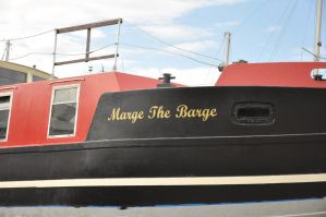 Marge the Barge by aragornsgirl333