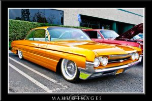 61 Olds Super 88 by mahu54