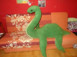 PROJECT: Nessie -Final- by Peach-8D