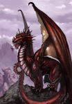 Welsh Red Dragon by doriefs