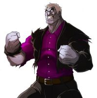 solomon grundy by Anny-D