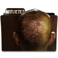 Afflicted Folder Icon by tsilveira7
