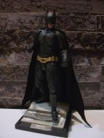 Hot Toys 1/6 Batman The Dark Knight Rises Batman by Minas-Tirith-Hakan
