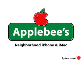 Applebee's Mac by MARSHOOD