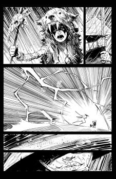 Gozen Page 4 Test page by Wes-StClaire