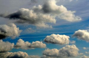 As clouds go by by SolStock