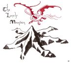 The Lonely Mountain by denialtwist91