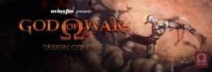 God of War Design Contest! by welovefine