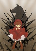 Little Red Riding Hood by intheDA
