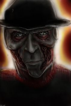 Freddy's Coming For You by thewebsurfer97