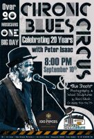 Blues Poster by accelerazr