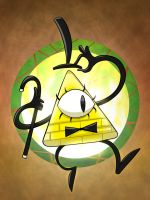 Bill Cypher by mogstomp