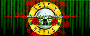 Guns 'N' Roses by 6DeaD6SeT6