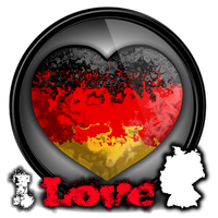 I Love Germany by edook