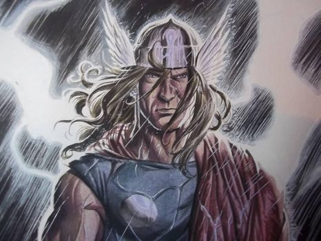 Thor Commission finalized by MatiasStreb