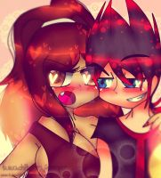 PnFCoH And SP2.:Axel is Mine Only Mine:. by tuwachiturraforever
