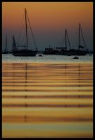 Sunset Anchorage by chris333593