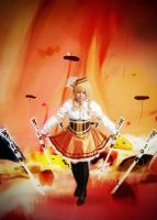Mami Tomoe - Let's start by o0oFairyo0o